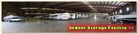 Yuba City Indoor Storage Facility